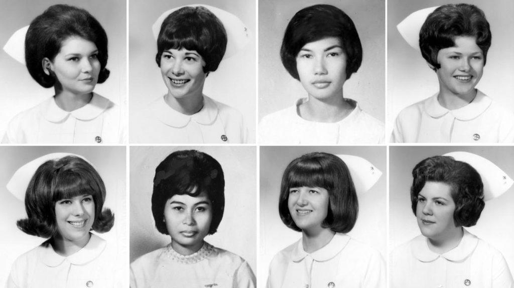 Eight murder victims of Richard Speck