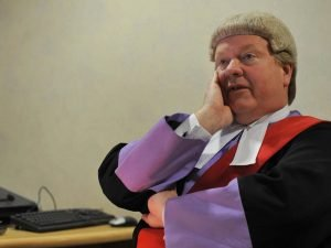 Judge Peter Kelson