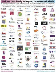 Stonewall-Metro pro-trans ad