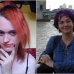 Tara Wolf (l.), a male transgender youth, led a vicious attack on Maria Maclachlan (r.) at a feminist gathering at Speaker's Corner along with two young men who also identify as transgender women. Maclachlan was reprimanded by the judge and then punished with a denial of compensation because she did not consistently refer to her male attacker with female pronouns during testimony.