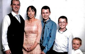 The Hawe family