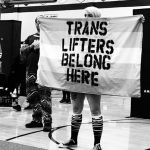 Transgender USA Powerlifting Protest